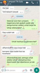 Contoh Soal Tes Psikologi SMA Taruna Nusantara