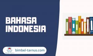 Contoh Soal Tes Bahasa Indonesia SMA TN